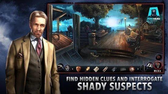 黑暗侦探之谜图1