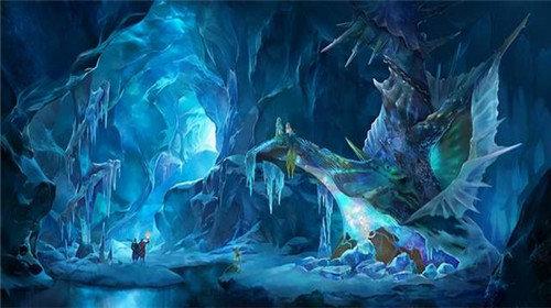 正版冰雪图3
