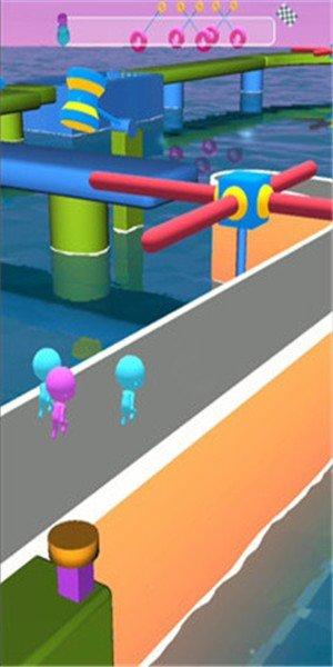 玩具赛跑3D图2