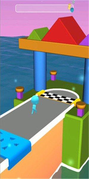 玩具赛跑3D图3
