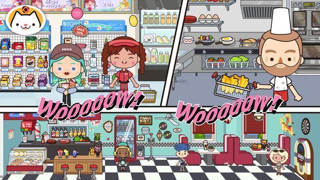 米加小镇世界(最新版)2021寿司店图2