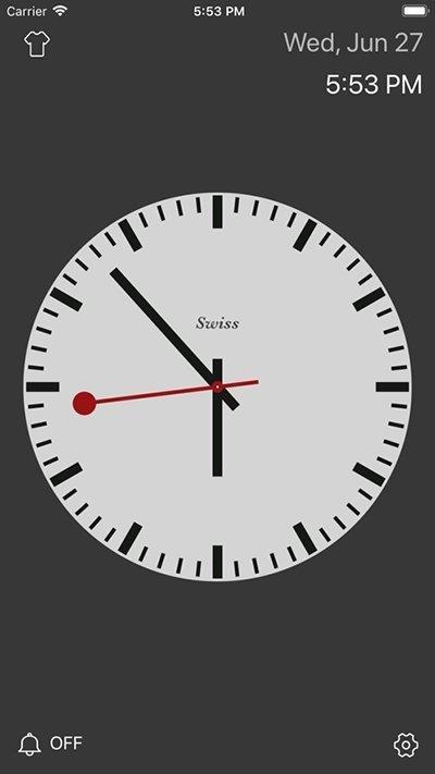 时钟桌面图1