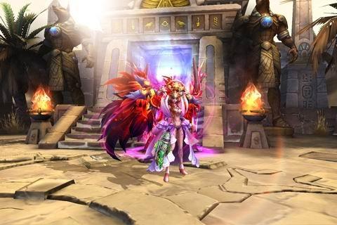 神鬼传奇手游官方版最新版图2
